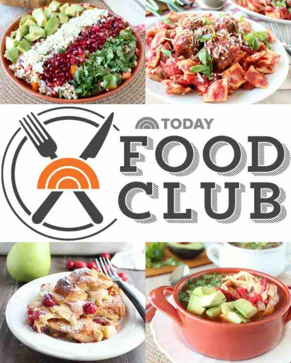 Whitney Bond Today Show Food Instagram Takeover
