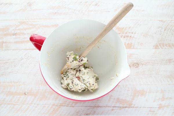 Jalapeno Popper Stuffed Sliders Recipe