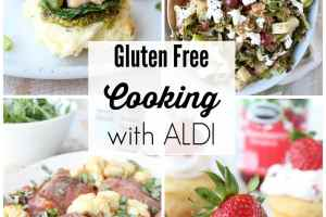 Gluten Free Cooking With ALDI