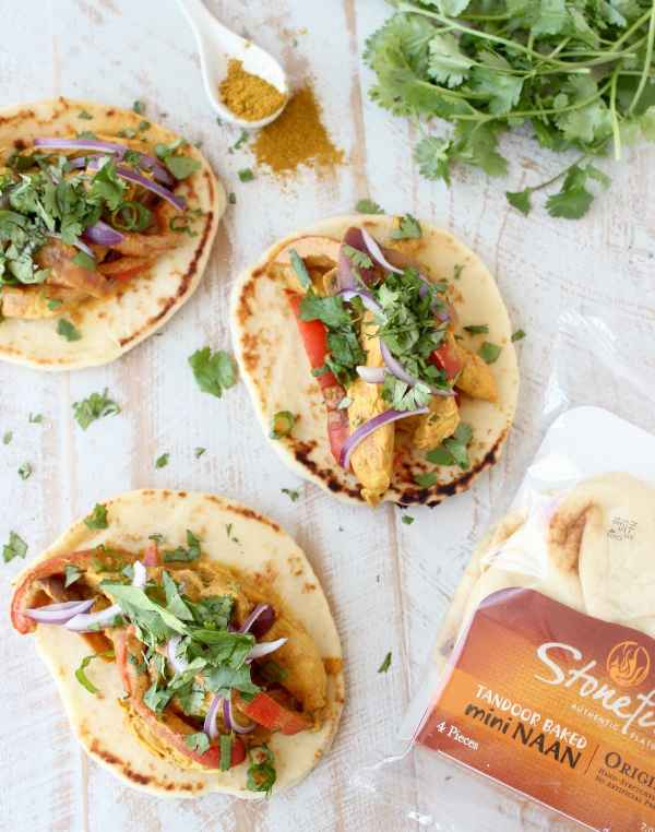 recipe: indian curry tacos [2]