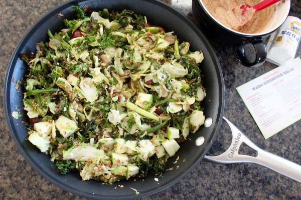 Warm Superfood Salad Recipe