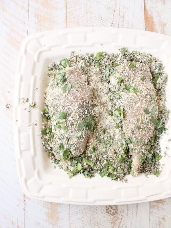 Bruschetta Chicken Parmesan Recipe