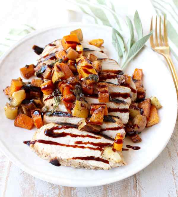 ... grilled chicken in this delicious grilled bruschetta chicken recipe