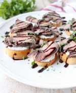 Steak Crostini