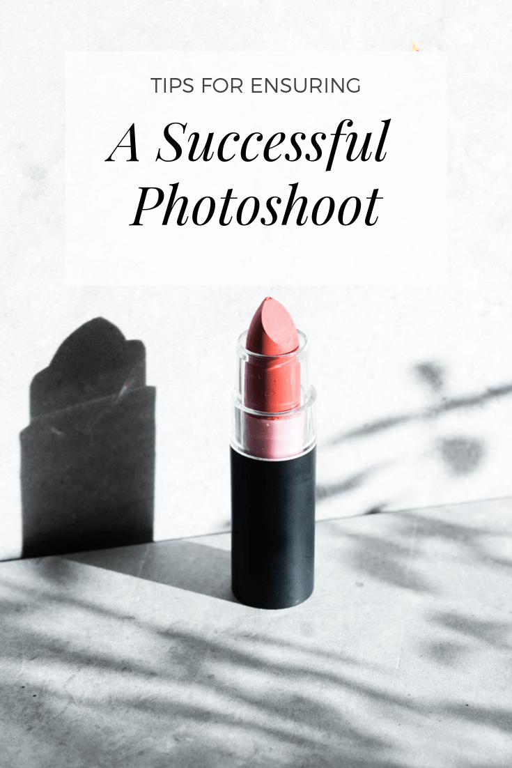 tips for ensuring a successful photoshoot utah commercial photographer utah small business photographer utah model photographer utah fashion photographer