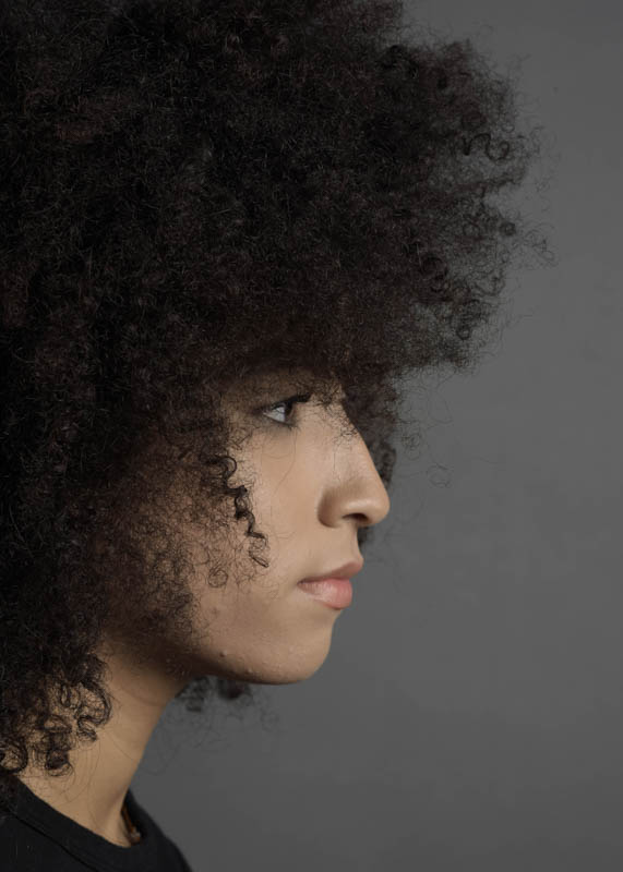 """Natural Hair Project with Kala Echevarria. """"I define it as self love in a way, because I think it shows that you're not afraid or you're proud of your hair despite what the norm is as far as beauty standards go,"""" Kala Echevarria says. """"When I was little my mom did a lot of relaxers. I would see girls that went to school who had nice wavy hair and I was very envious of that, and that's what I wanted. I felt for a while just ugly, and it was just because of my hair. I didn't like the way it looked, it was different."""""""