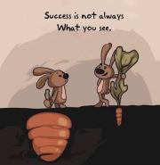 Success Isn't Always About What You See; Look Deeper