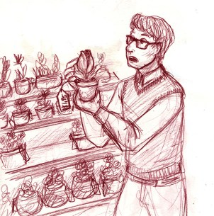 Little Shop of Horrors sketch