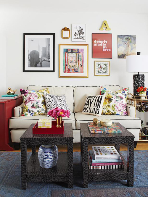 Make Your Space Look Bigger - Small Space Decorating Tricks