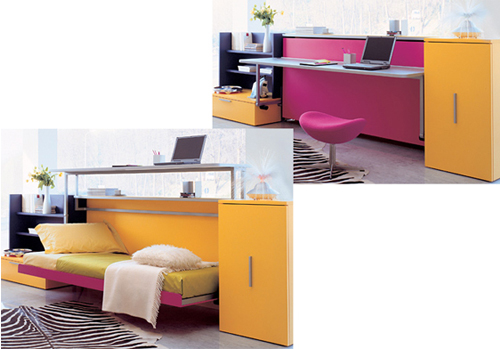 Resource Furniture's Cabrio Desk