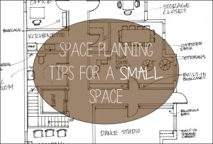 Space Planning Tips for Small Spaces