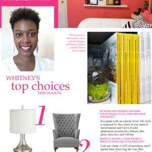 interview with whitney jones of whitney j decor