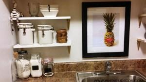 diy art pineapple photography