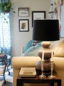 living room tour via whitneyjdecor.com