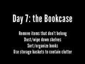 day-7-bookcase