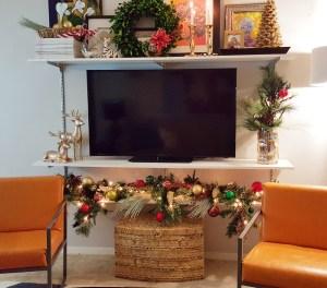 christmas media center