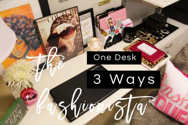 fashionista desk