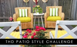 The Home Depot Patio Style Challenge