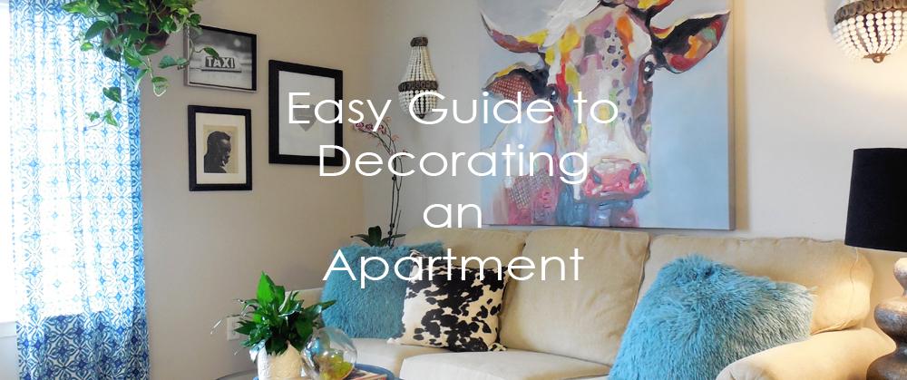 apartment decorating