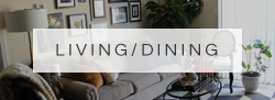 eclectic living room | eclectic dining room | home decor | eclectic decor | apartment decor