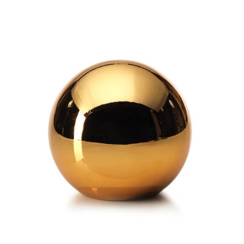 gold ceramic fill ball