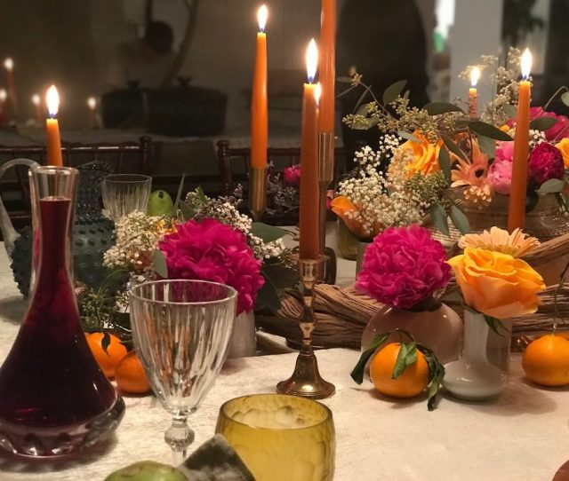 Inside Our Home For Thanksgiving