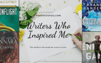 writers who inspired me