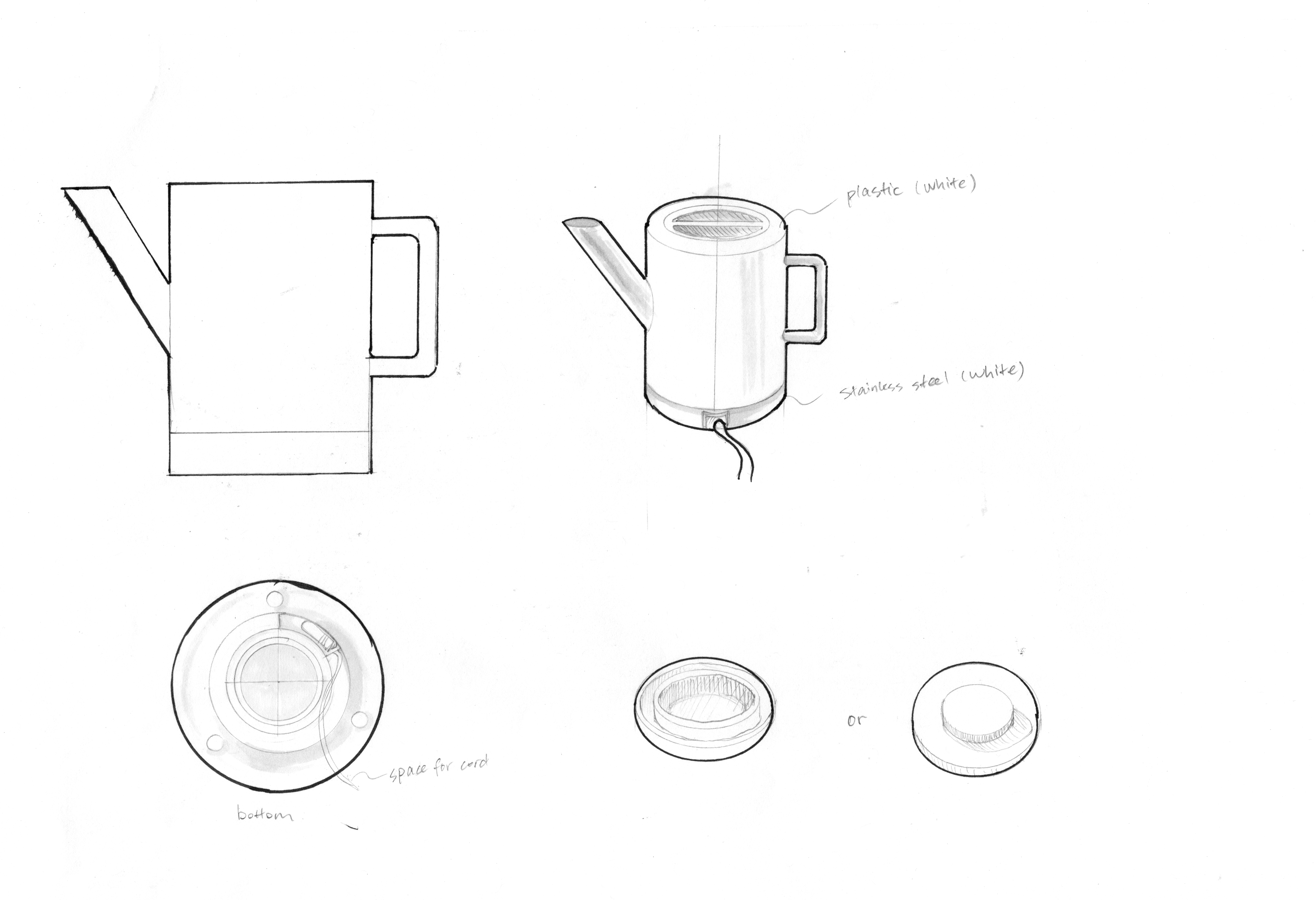 Electric Kettle For Muji