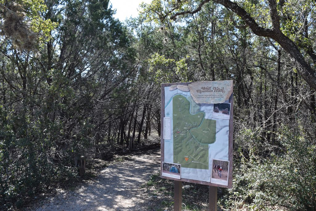 Whit's Wilderness | Review: Wolf Mountain Trail at ...