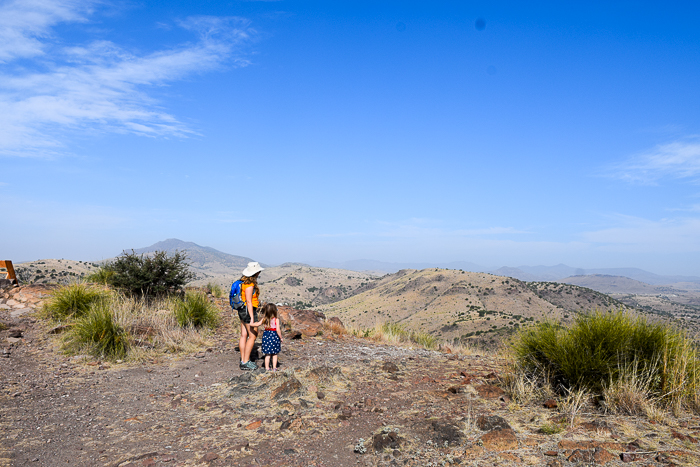 The Most Scenic Trail in Davis Mountains State Park