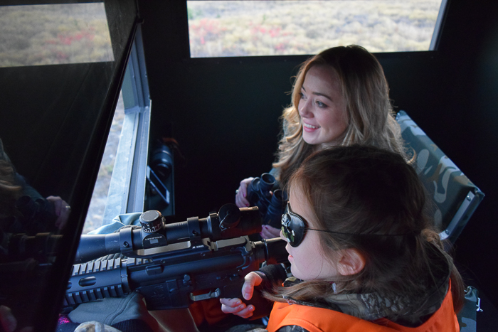 Tales from an All-Girls Hunt with the Texas Youth Hunting Program
