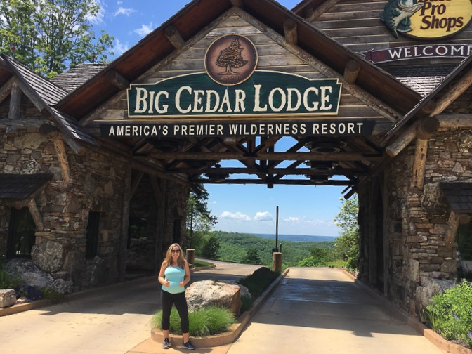 Our Stay at Big Cedar Lodge, America's Premier Wilderness Resort