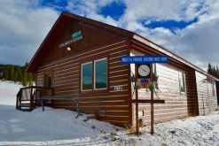 The meeting house for the children's learn to ski area at Ski Cooper in Leadville, Colorado. 6 reasons to love Ski Cooper | whitswildtribe.com