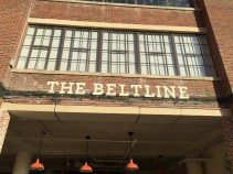 The beltline runs right by PCM.