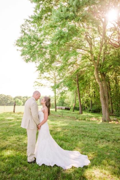 Alabama Farm Wedding