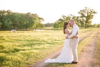 Wedding on Farm