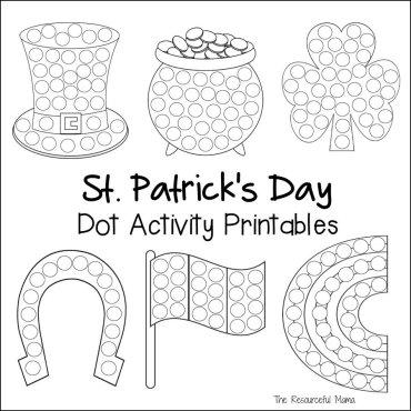 st-patricks-day-dot-activity-feataure-border