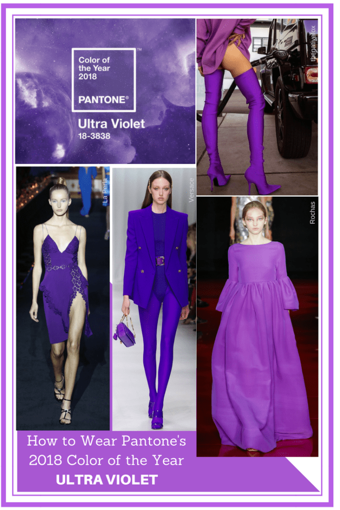Pantone's 2018 Color of the Year