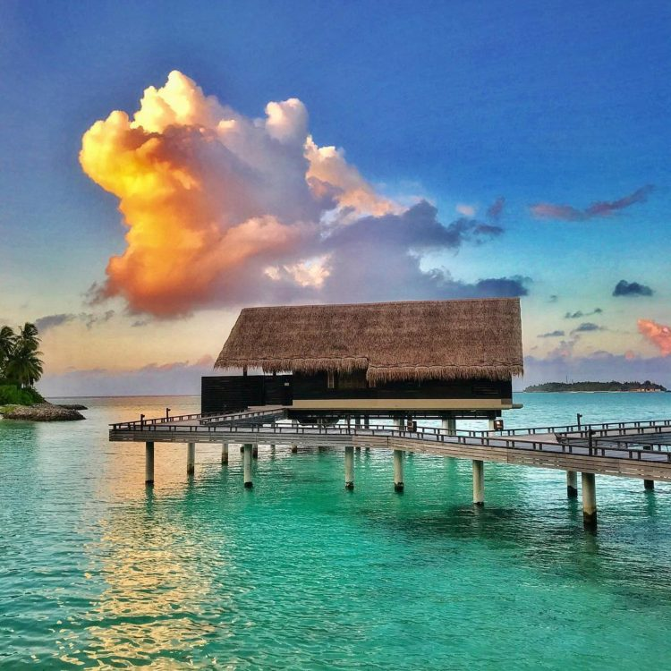 one and only resort Maldives