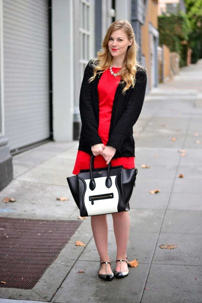 4 looks to wear valentines day red dress
