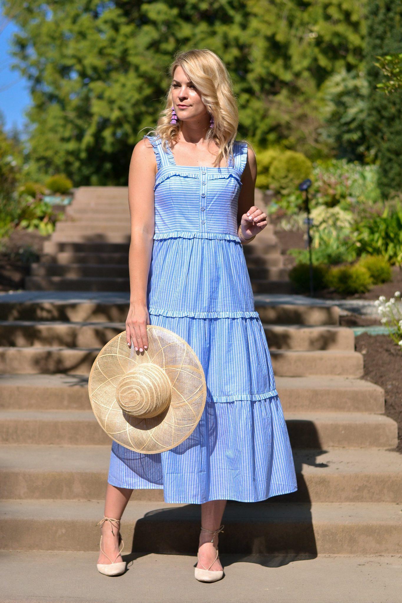The Perfect Summer Maxi Dress