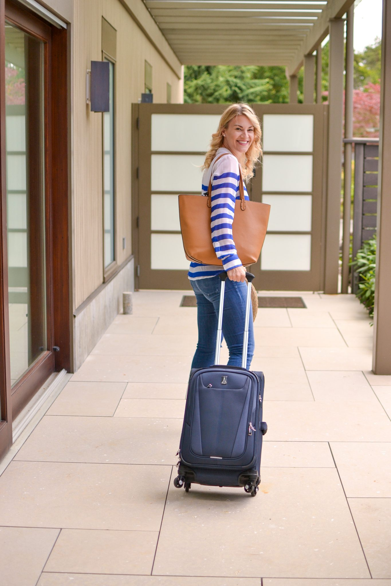 The Perfect Weekend Luggage Tote from Travelpro®
