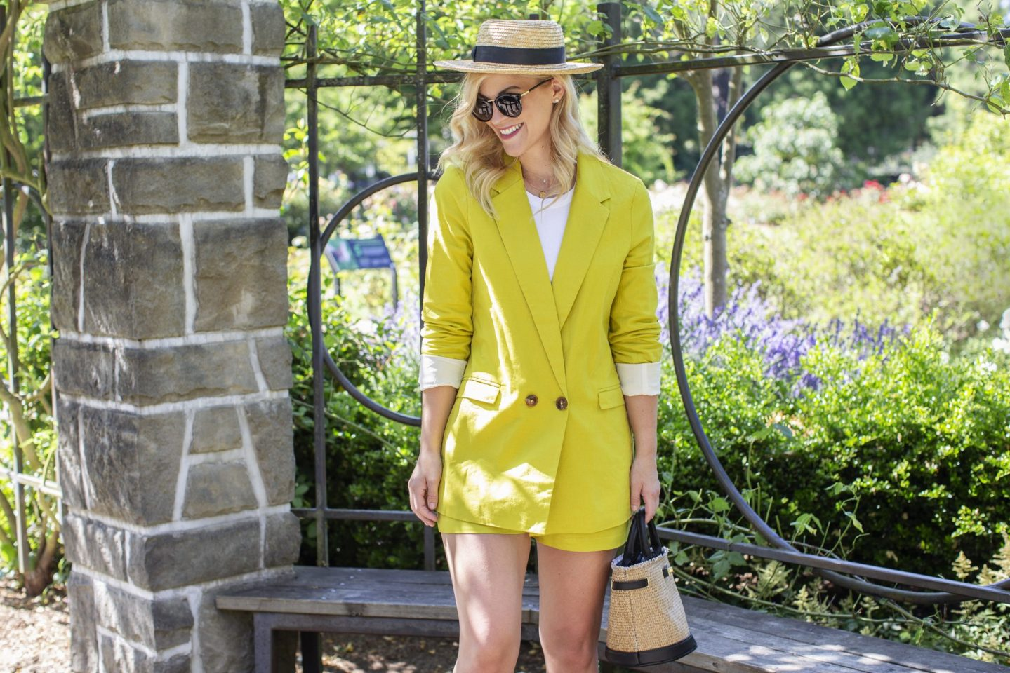 The Summer Suit with Lovers+Friends