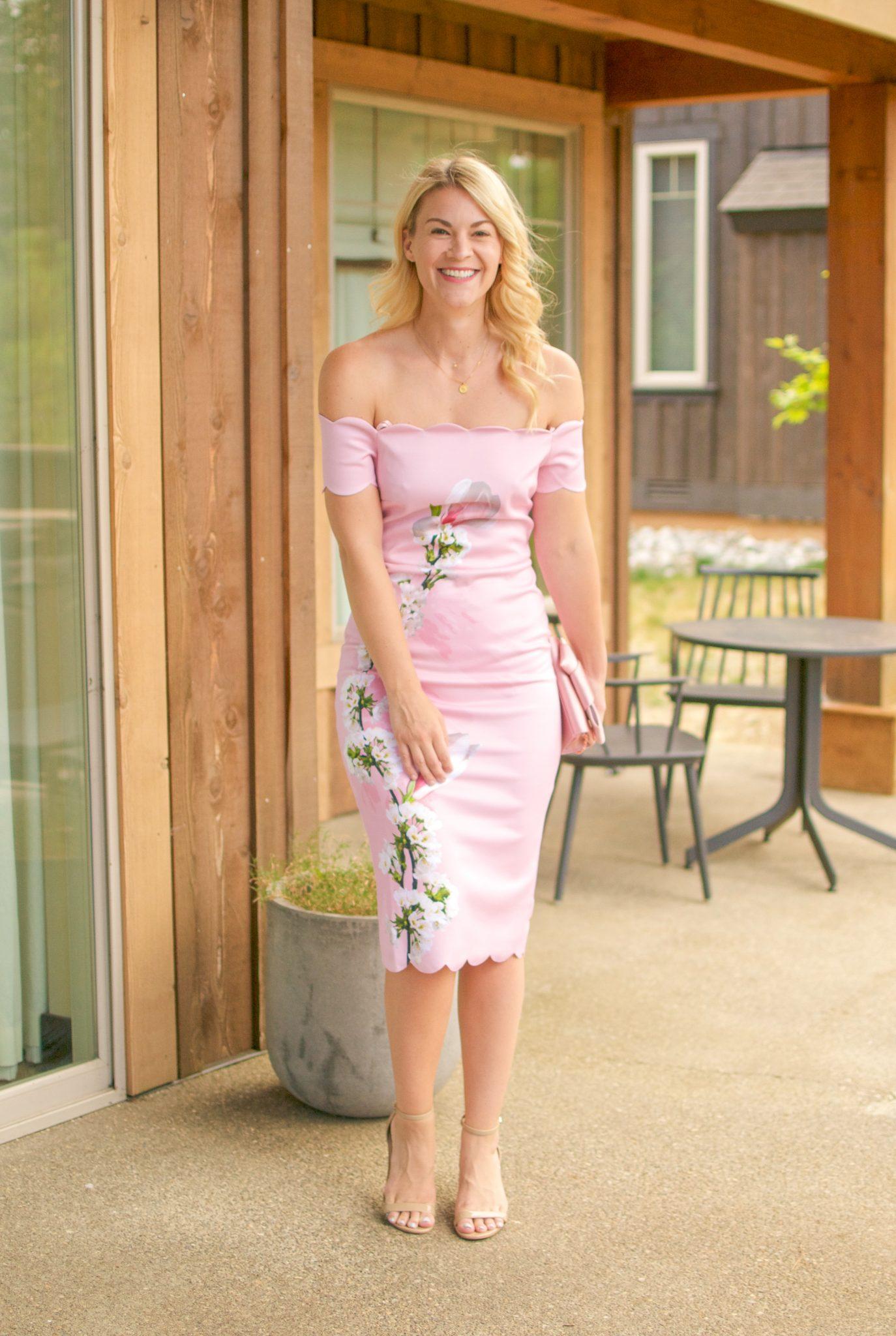 Ted Baker Bardot Dress