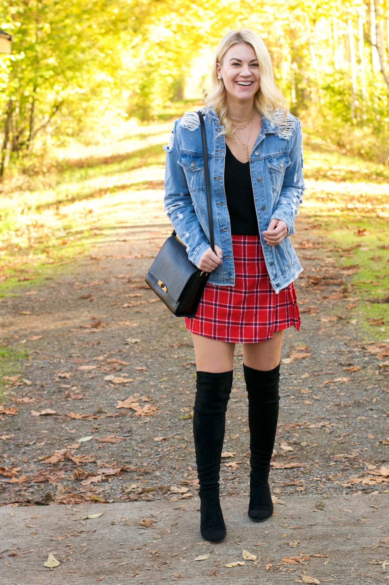 My Fall Uniform