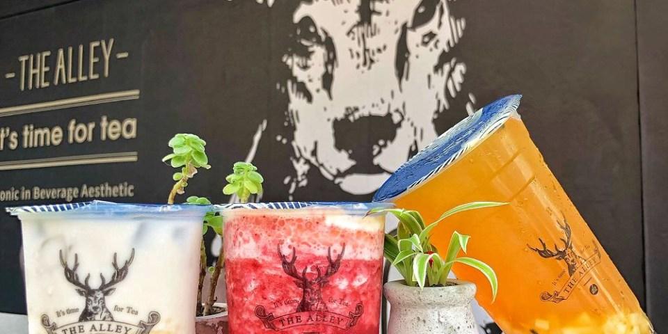 台中飲料【鹿角巷精誠店】2月限定時段推出黑糖鹿丸鮮奶(M)買一送一!Q彈黑糖珍珠值得一試 鹿角巷|台中西區|台中美食|內文附菜單