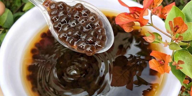 【 台南 ‧ 中西區 】開了60多年的古早味手工粉圓 一碗滿滿的粉圓竟只要20元佛心價