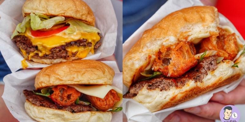 【台南美食】四川麻辣老油條漢堡台南只有這間吃得到!人氣美式漢堡店有新店面 - abc美式燒烤車|中西區美食