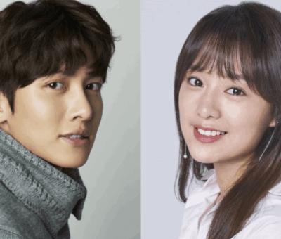 Kim Sae Ron, Jung Da Eun