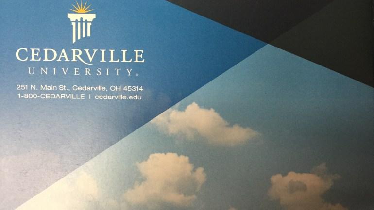 Cedarville University Representative
